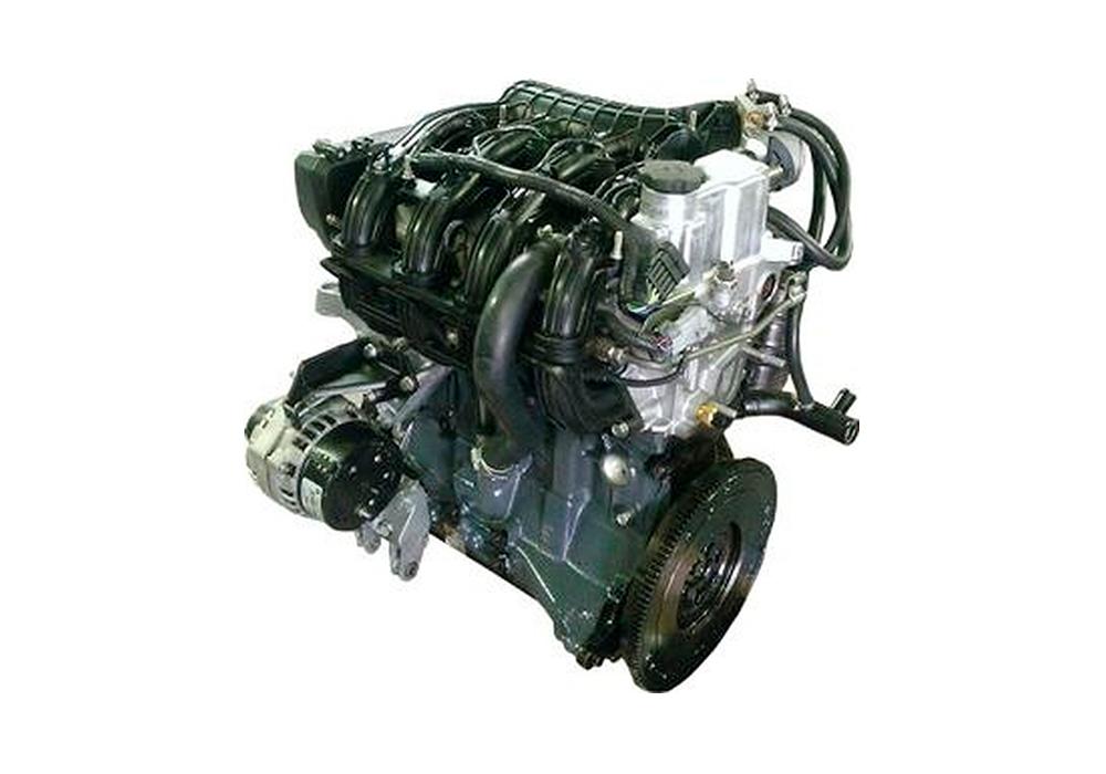 Мотор ВАЗ 21126